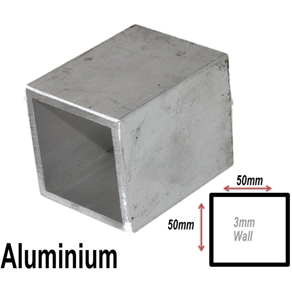 Aluminum Tubing Sizes >> ALUMINIUM RHS 50X50X3 - Collier Miller