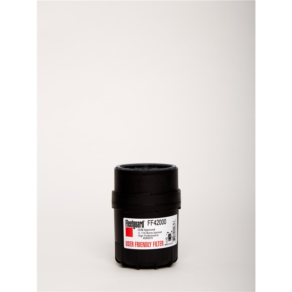 fleetguard spin on fuel filter m16x1 5 h 116mm od 82mm. Black Bedroom Furniture Sets. Home Design Ideas