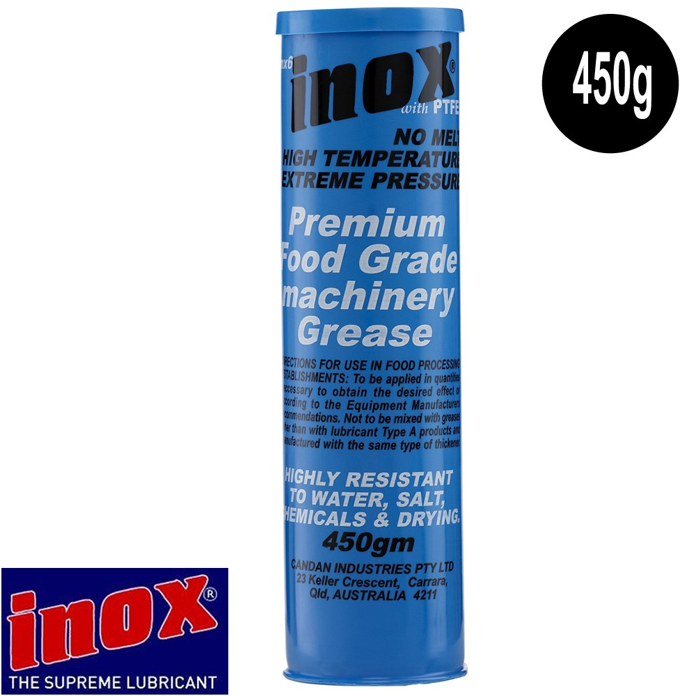 Extreme High Temperature Food Grade Grease