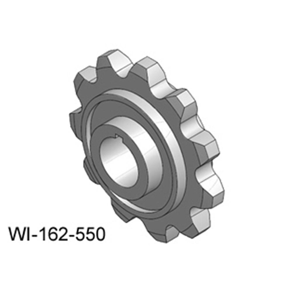 Laverda Feeder Sprocket Ca550 X 11t X 42mm Bore 3700 3790