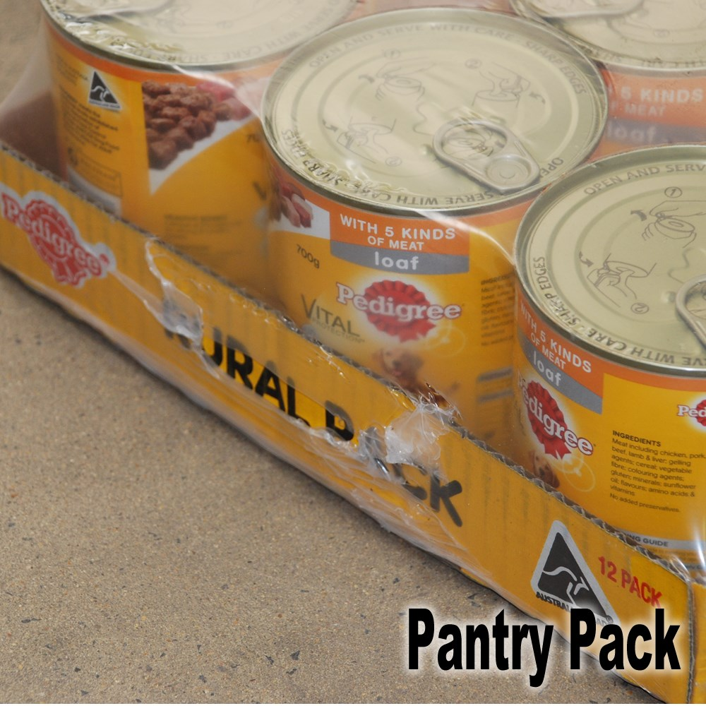 PAL PANTRY MIX CANS 12X700G DOG FOOD
