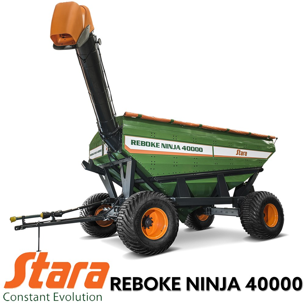 STARA REBOKE NINJA 40000 CHASER BIN 500MM (20