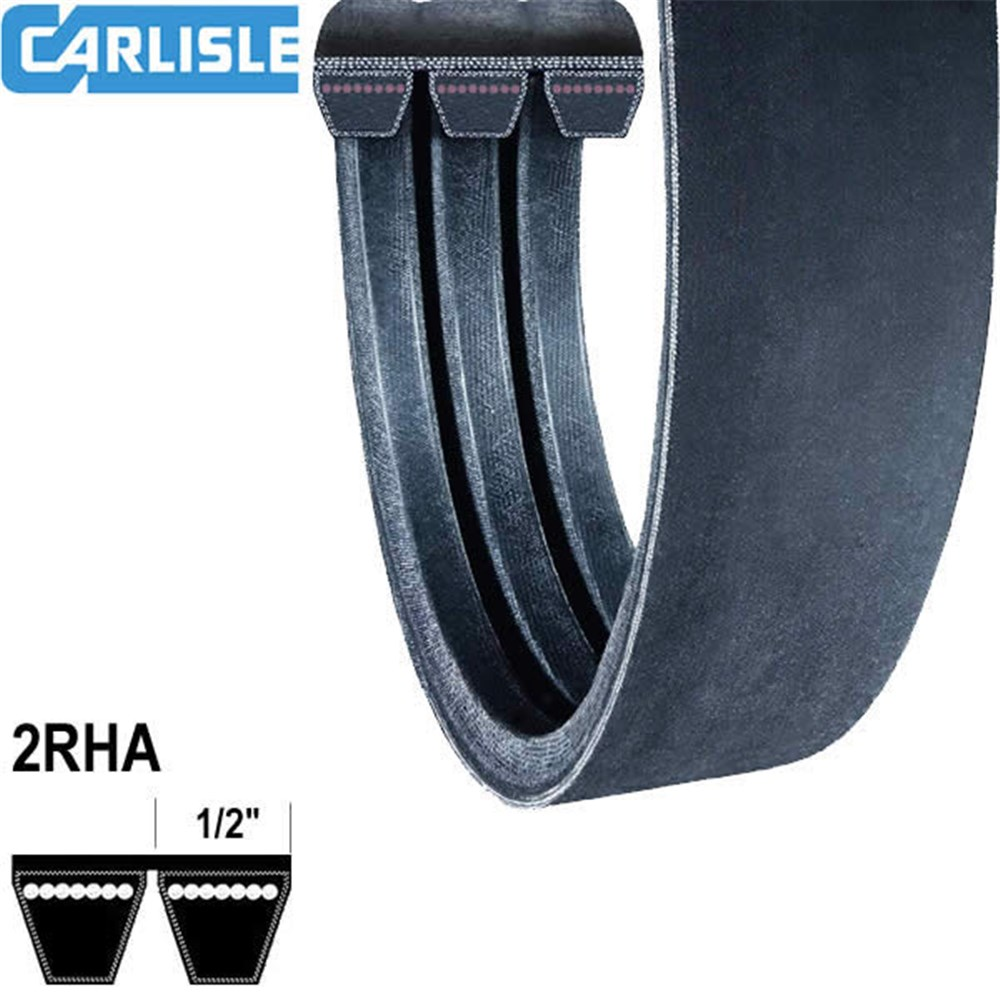 CARLISLE SUPER AG-DRIVE BELT 2R13F2870 INDENT ITEM CHECK AVAILABILITY