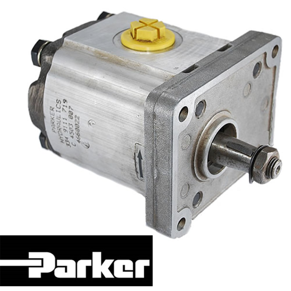 Parker hyd pump 33cc pgp511 series bspp f 1 x bspp f 3 4 for Parker pumps and motors