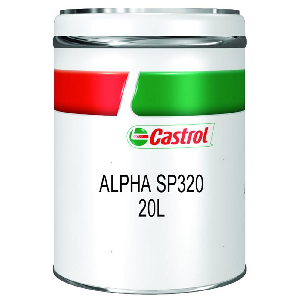 Castrol Alpha Sp320 Gear Oil 20l Collier Miller