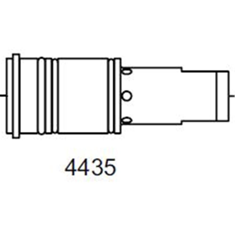 Bernard Head Assembly Lrg 400 Amp Mig Gun Collier Miller