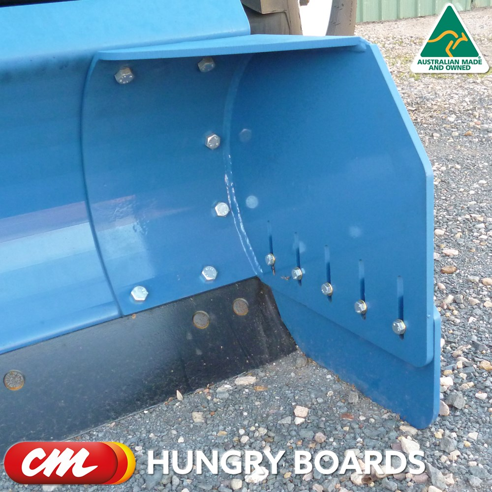 CME HUNGRY BOARDS SUIT 16' TOW BEHIND GRADER
