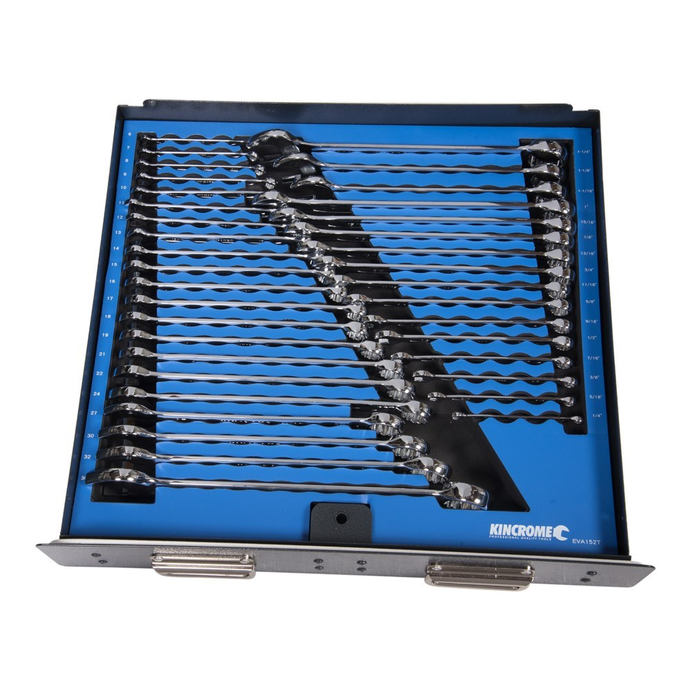 KINCROME TOOL KIT 232 PIECE 4 DRAWER UPRIGHT TRUCK BOX CHARCOAL