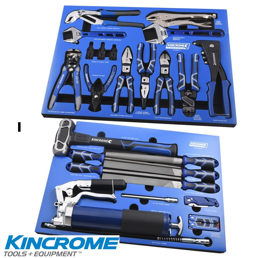 KINCROME CONTOUR TOOLKIT 211P